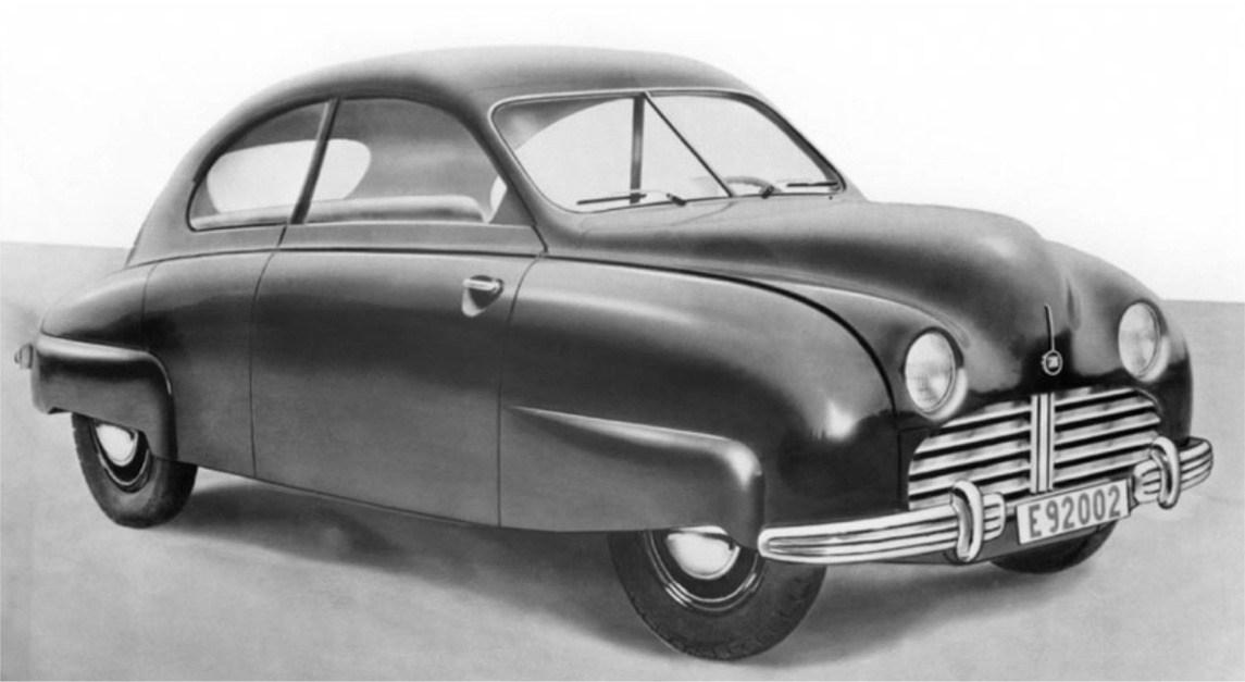 Saab first car   Todays History